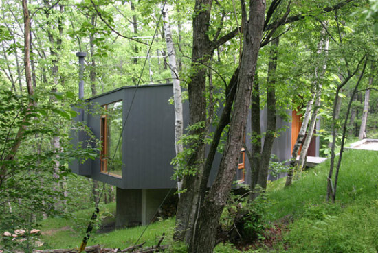 Villa kaleidoscope for Architecture et nature